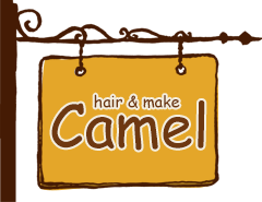 hair & make Camel